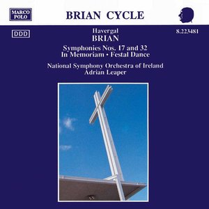 Image for 'BRIAN: Symphonies Nos. 17 and 32 / In Memoriam'
