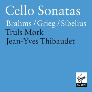Image for 'Brahms: Cello Sonatas'
