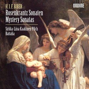 Image for 'Biber: Rosenkrantz Sonaten (Mystery Sonatas)'