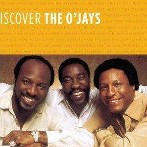 """""""Discover The O'Jays""""的封面"""
