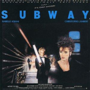 Image for 'Subway (Original Motion Picture Soundtrack)'