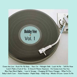 Image for 'Bobby Vee Vol. 1'