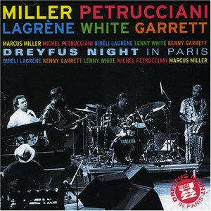 Image for 'Marcus Miller & Michel Petrucciani'