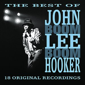 Immagine per 'The Best Of John Lee Hooker'