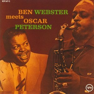 Bild för 'Ben Webster Meets Oscar Peterson'