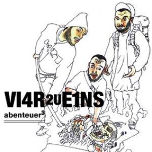 Image for 'Vier zu Eins'
