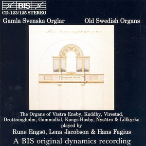 Image for 'Old Swedish Organs'