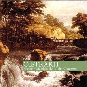 Bild für 'Oistrakh: Brahms, Mendelssohn - Violin Concertos'