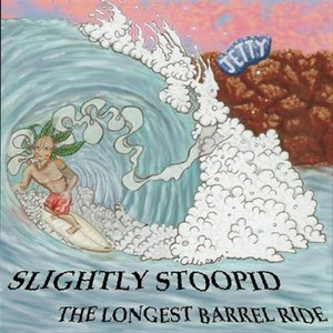 Immagine per 'The Longest Barrel Ride'