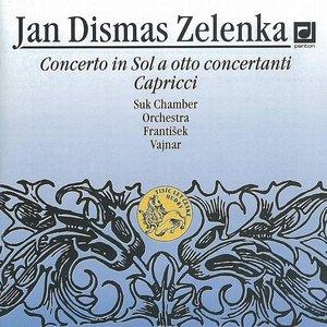 Immagine per 'Zelenka: Ouverture a 7 Concertanti, Sinfonia a 8 Concertanti, Hypocondria a 7 Concertanti in A major'