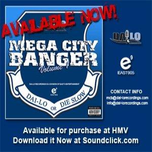 Bild för 'Mega City Banger vol 1 (new tracks added)'