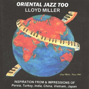 Image for 'Oriental Jazz Too'