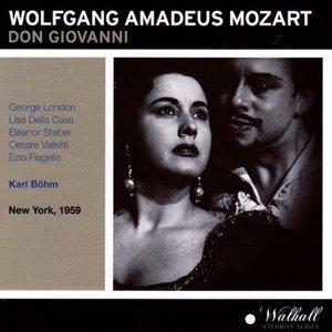 Bild für 'Wolfgang Amadeus Mozart : Don Giovanni'