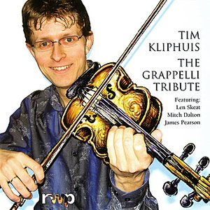 Image for 'The Grappelli Tribute'