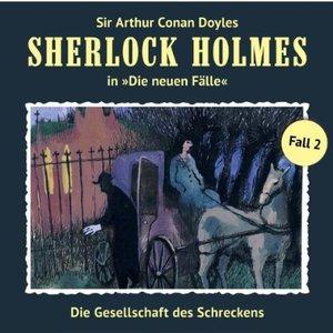 Image for 'Die neuen Fälle - Fall 02: Die Gesellschaft des Schreckens'