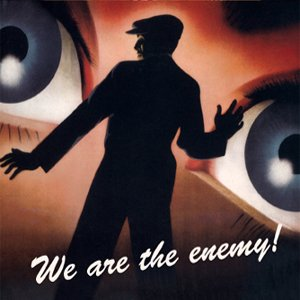 Image for 'We Are The Enemy'