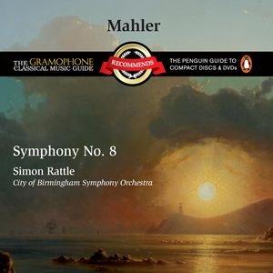 Bild för 'Mahler: Symphony No. 8'