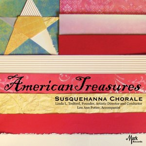 Image for 'American Treasures'
