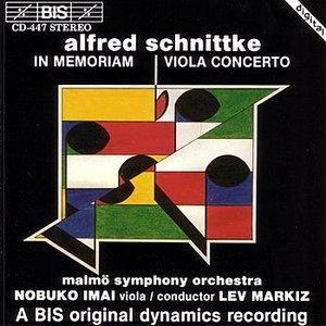 Image for 'SCHNITTKE: In Memoriam / Viola Concerto'