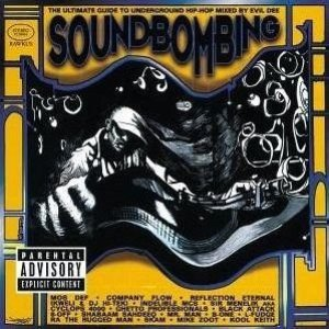 Image for 'Soundbombing'