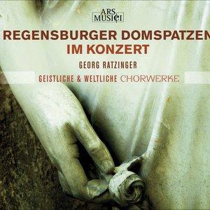 Imagem de 'Choral Concert: Regensburg Cathedral Choir - Gratiani, B. / Palestrina, G.P. Da / Victoria, T.L. De / Croce, G. (Sacred and Secular Choral Works)'