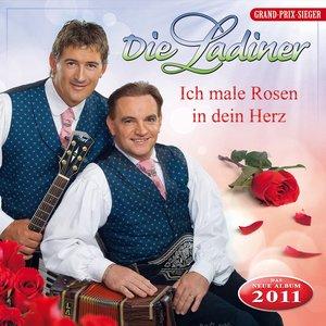 Image for 'Ich male Rosen in dein Herz'