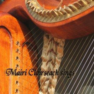 Image for 'Mairi Clairseach sings'
