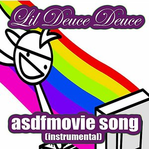 Image pour 'Asdfmovie Song (Instrumental)'