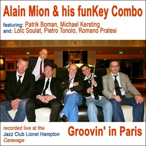 Image for 'Groovin' in Paris'