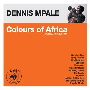 Image for 'Colours of Africa: Dennis Mpale (Collectors Edition)'