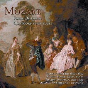 Image for 'Mozart: Flute Quartets / Hoffmeister: Duo Concertante'
