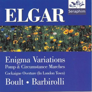 Image for 'Enigma Variations, Marches, Cockaigne'