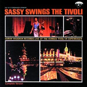 Immagine per 'Sassy Swings The Tivoli'
