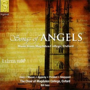 Image for 'Songs of Angels: Music from Magdalen College, Oxford'