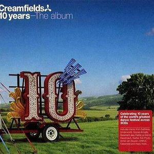 Image for 'Creamfields 10 Years'