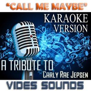 Imagem de 'Call Me Maybe (Karaoke Version) [A Tribute to Carly Rae Jepsen]'