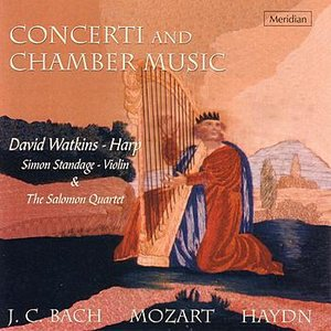 Image for 'Bach / Mozart / Haydn: Concerti And Chamber Music'