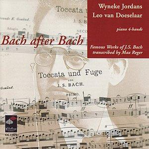 Image for 'Suite No. 3 in D major BWV 1068: Bourrée'