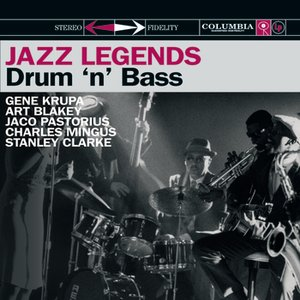 Image for 'Jazz Legends: Drum 'n' Bass'