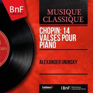 Imagem de 'Chopin: 14 Valses pour piano (Mono Version)'