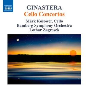 Image for 'Ginastera: Cello Concertos'