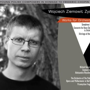 Image pour 'Zych: Works for Orchestra'