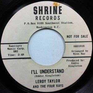 Image for 'Leroy Taylor & The Four Kays'