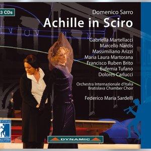 Image for 'Sarro, D.: Achille in Sciro [Opera]'