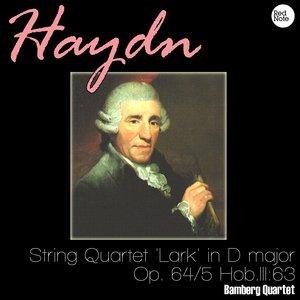 Imagen de 'Haydn: String Quartet 'Lark' in D major, Op. 64/5 Hob.III:63'