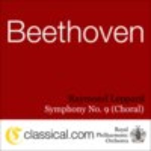 Image for 'Ludwig van Beethoven, Symphony No. 9 In D Minor, Op. 125 (Choral Symphony / Ode To Joy)'