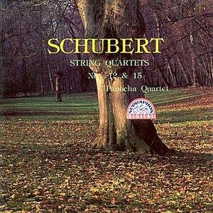Image for 'Schubert: String Quartets Nos 12 & 15'