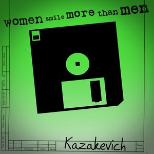 Image for 'Women smile more than men (EP)'