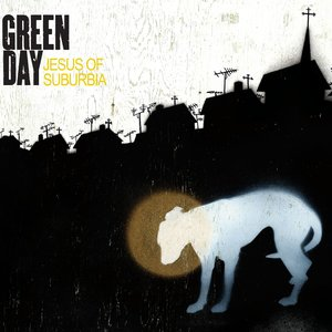 Image for 'Jesus of Suburbia'
