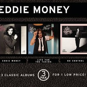 Image for 'Eddie Money/Life For The Taking/No Control (3 Pak)'